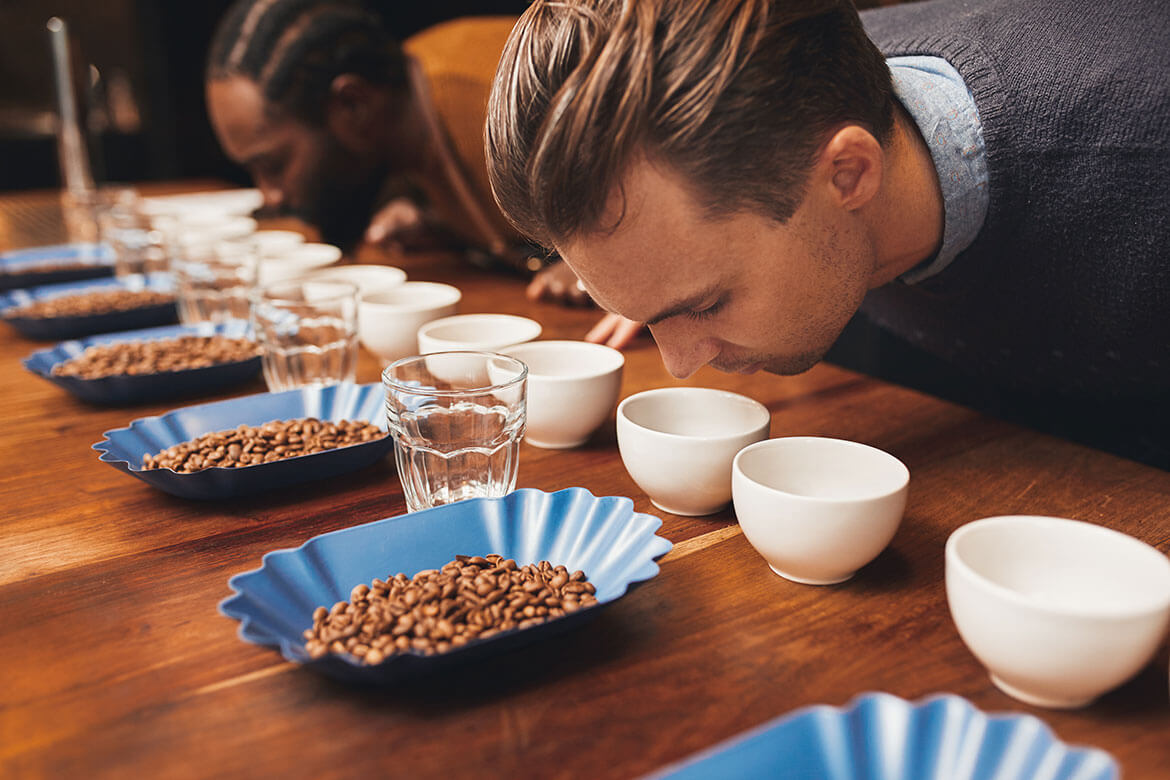 Coffee-Tasting-Cupping